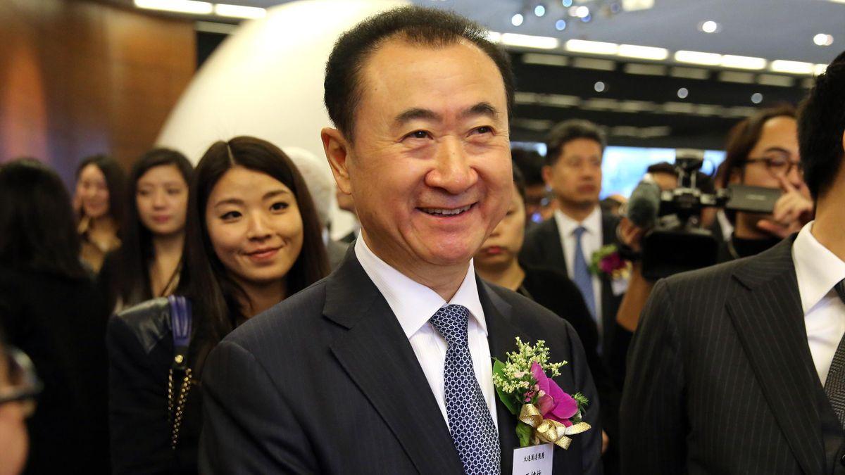 Wang Jianlin, nouvel investisseur de l'Atlético Madrid