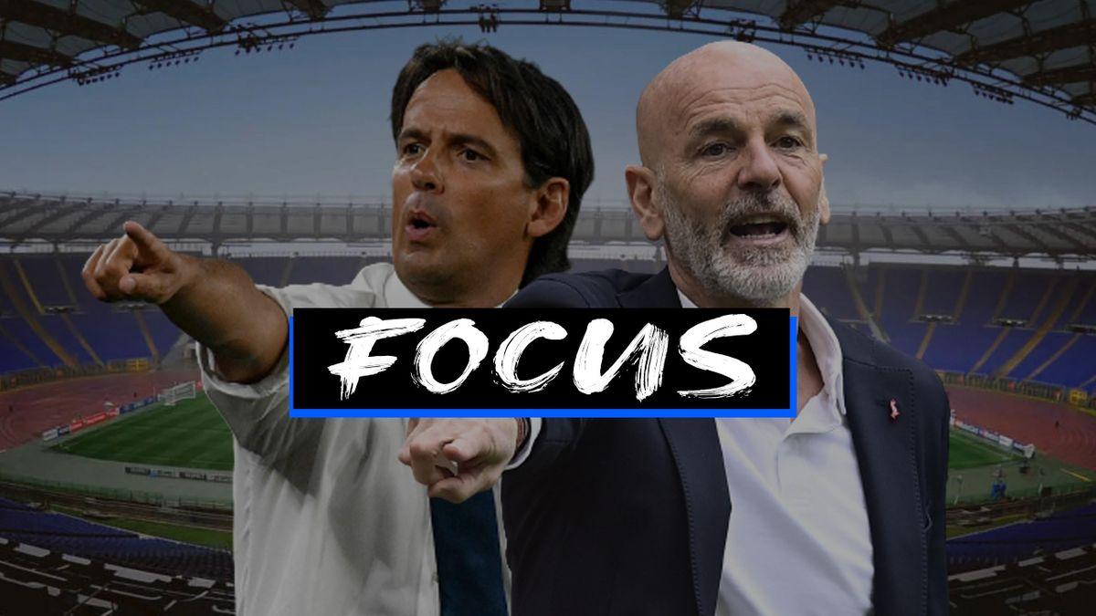 Lazio-Milan: ultima chiamata per Inzaghi, Pioli rende meglio in trasferta
