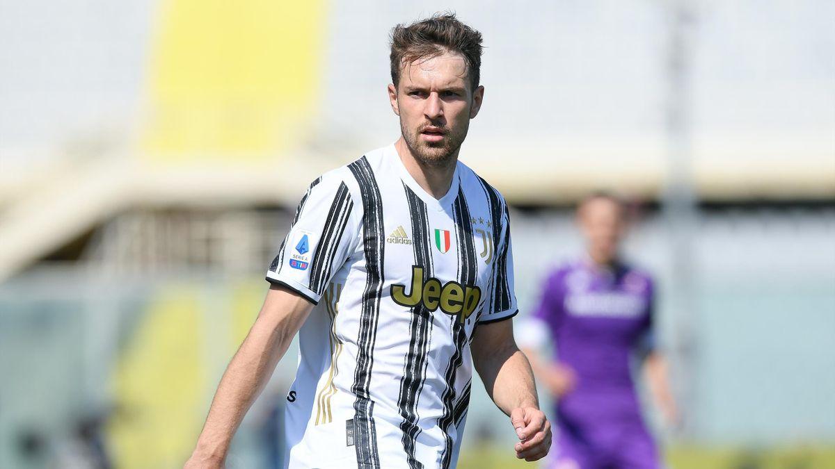 Aaron Ramsey, Juventus 2020-2021 (Getty Images)