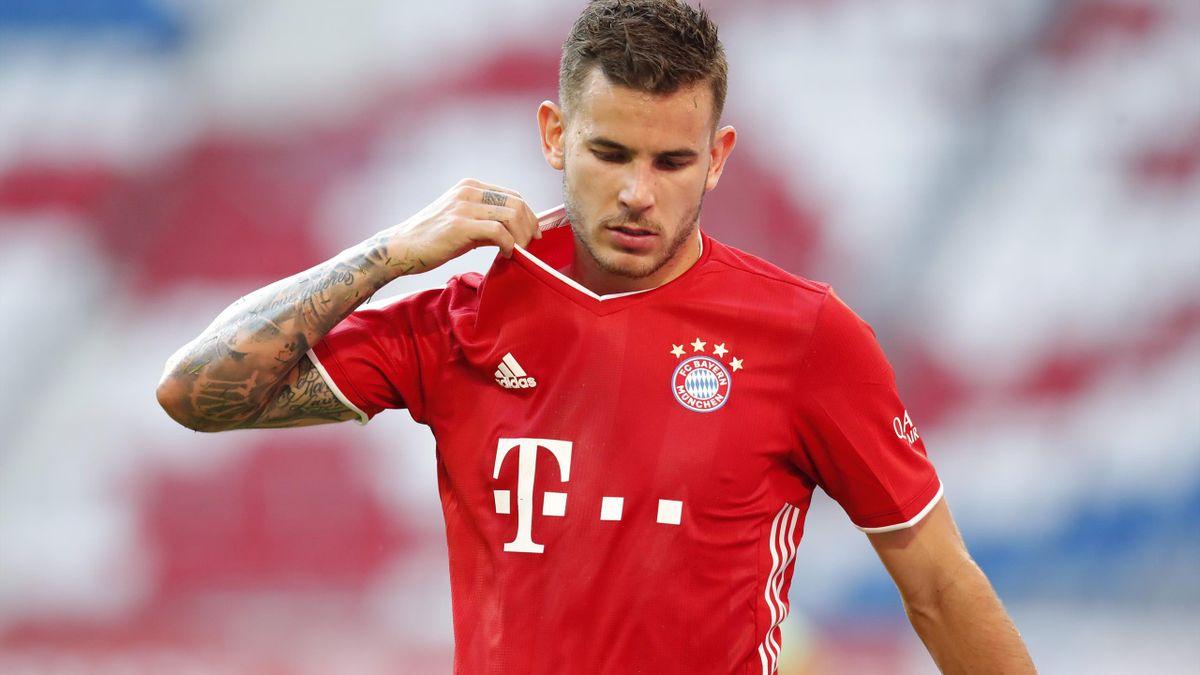 Lucas Hernandez (Bayern Munich)