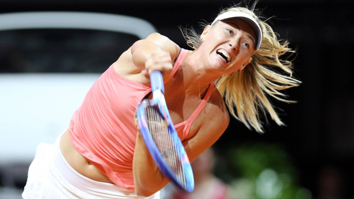 Мария Шарапова, WTA Штутгарт