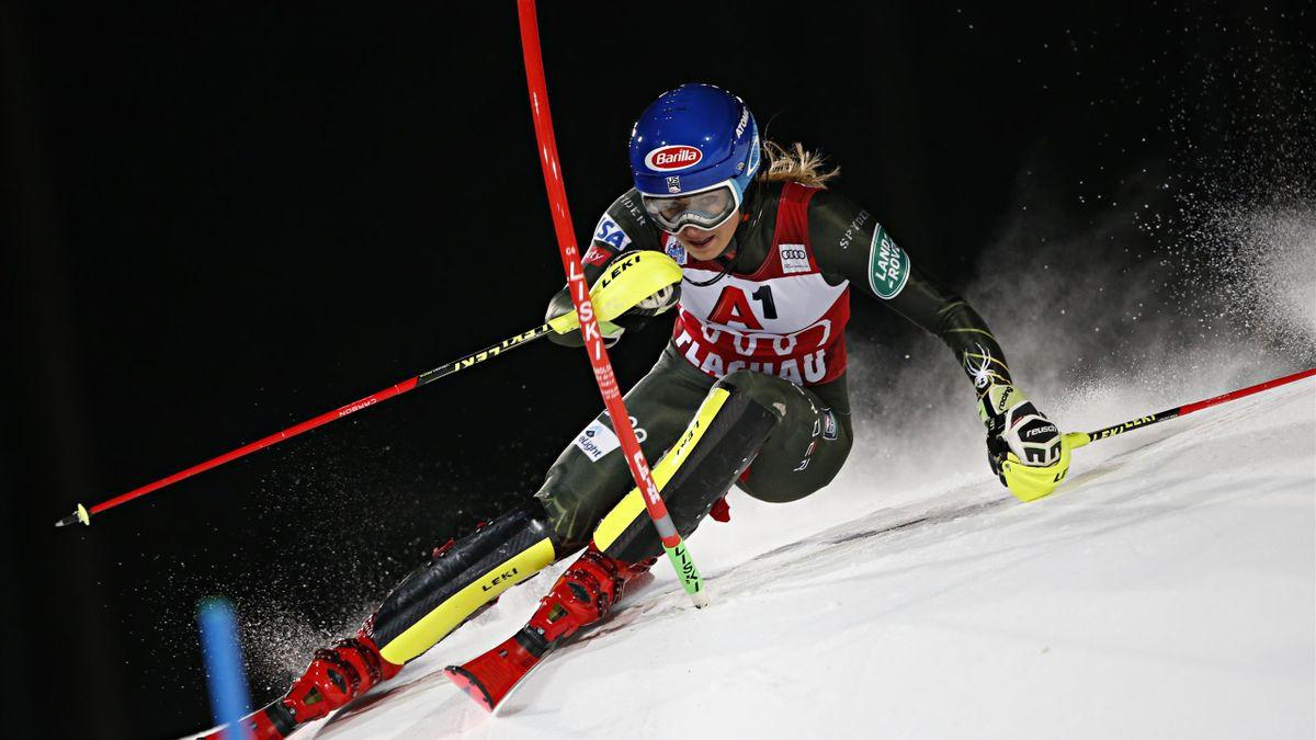 Mikaela Shiffrin (Ski Alpin)