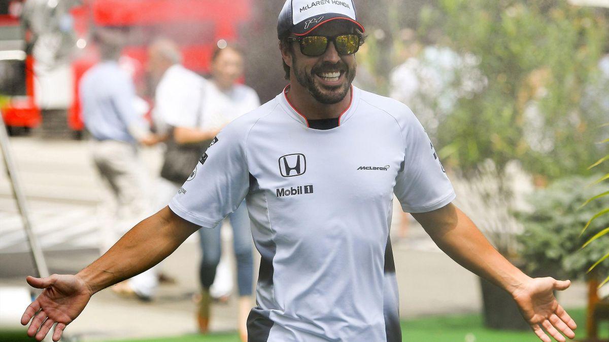 Fernando Alonso (McLaren-Honda)