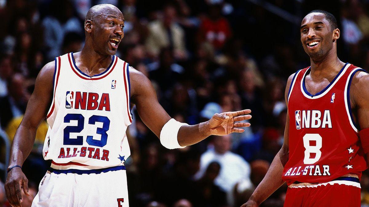 Michael Jordan - Kobe Bryant