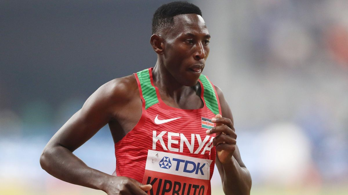 Conseslus Kipruto (Kenya) / Doha 2019