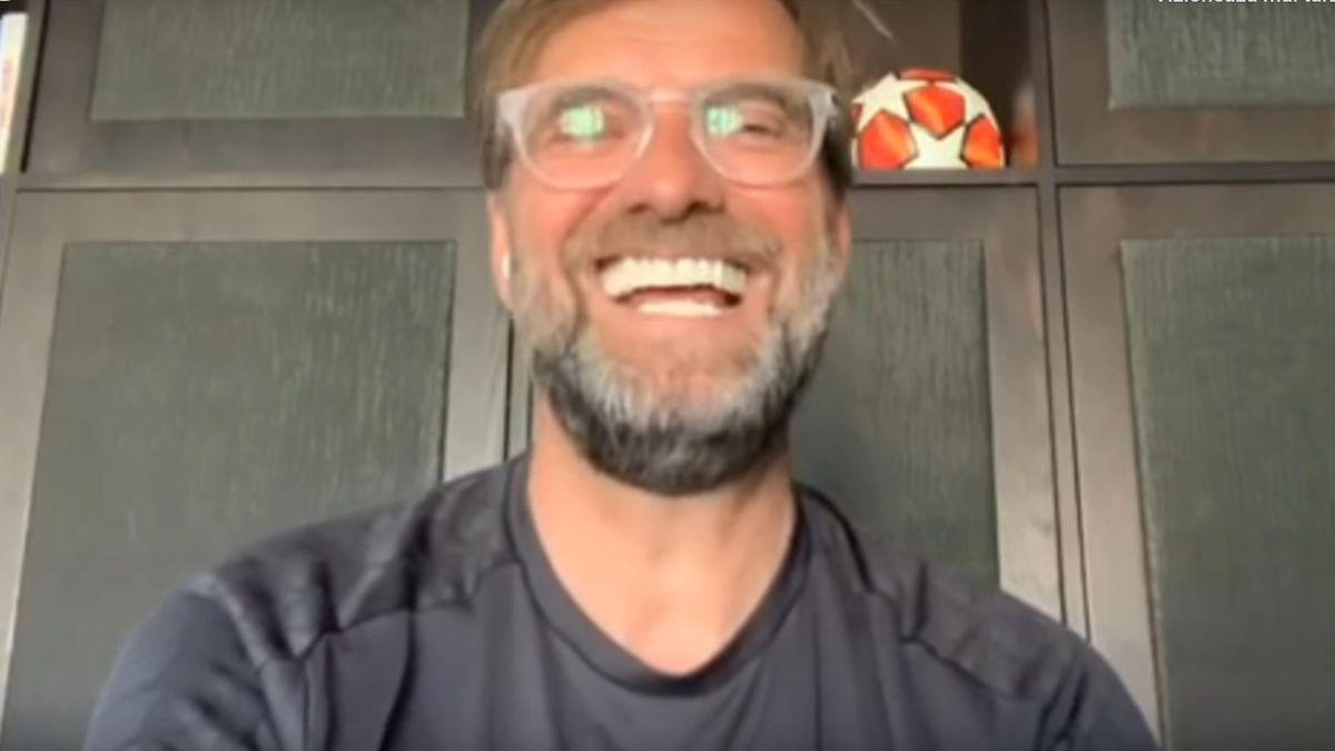 Jurgen Klopp (Liverpool) a discutat pe Zoom cu atacantul lui Leipzig, Timo Werner
