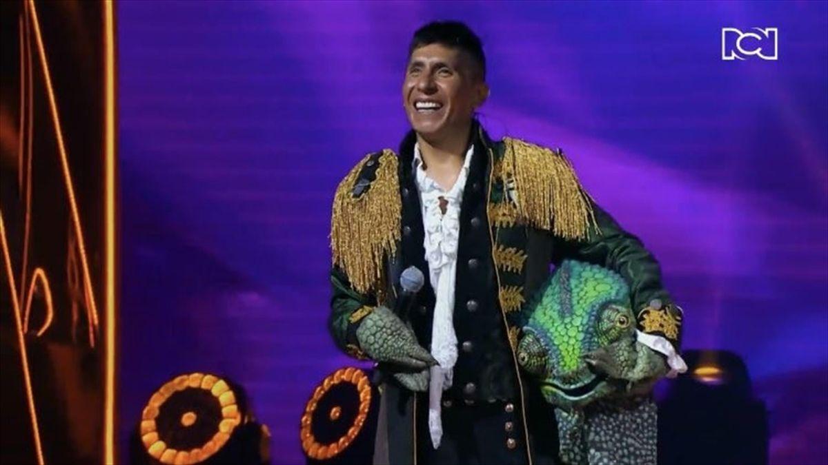 "Nairo Quintana überraschte bei ""The Masked Singer"""