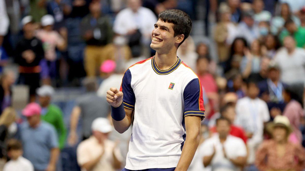 Carlos Alcaraz (US Open 2021)