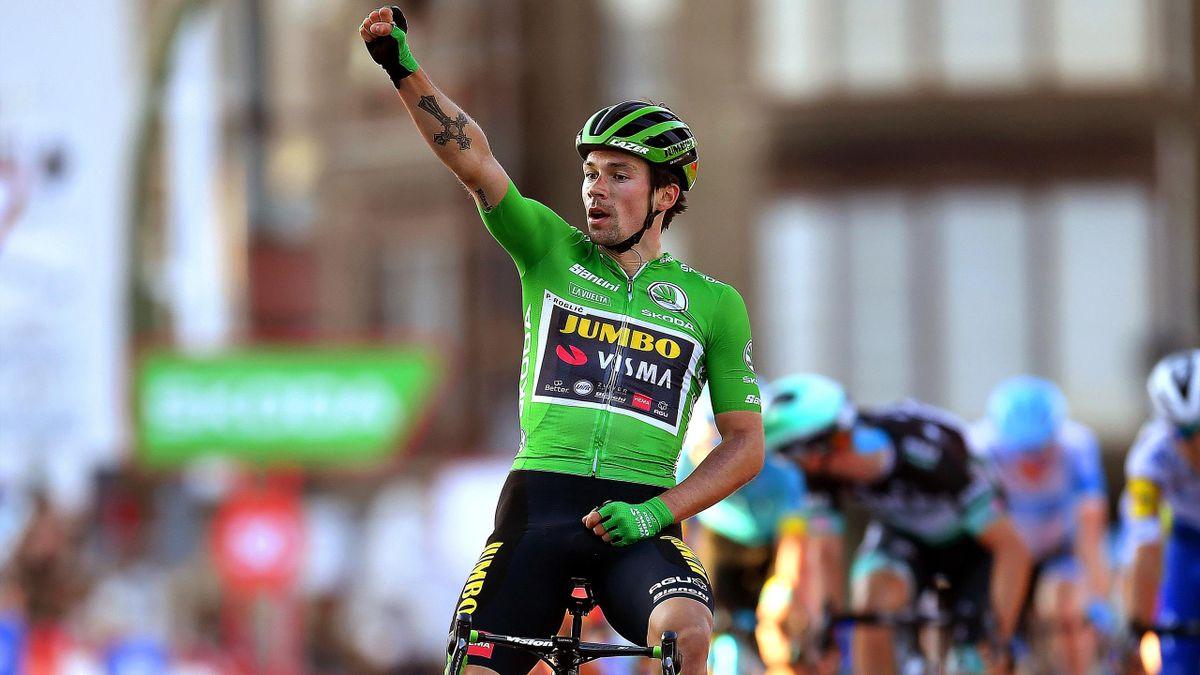 Primoz Roglic pare de neoprit în Vuelta 2020