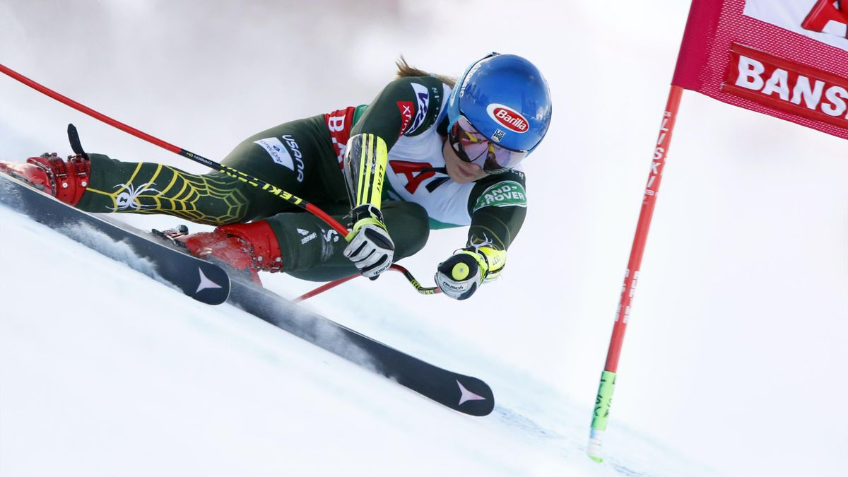 Mikaela Shiffrin - 2020 Bansko Super G - Getty Images