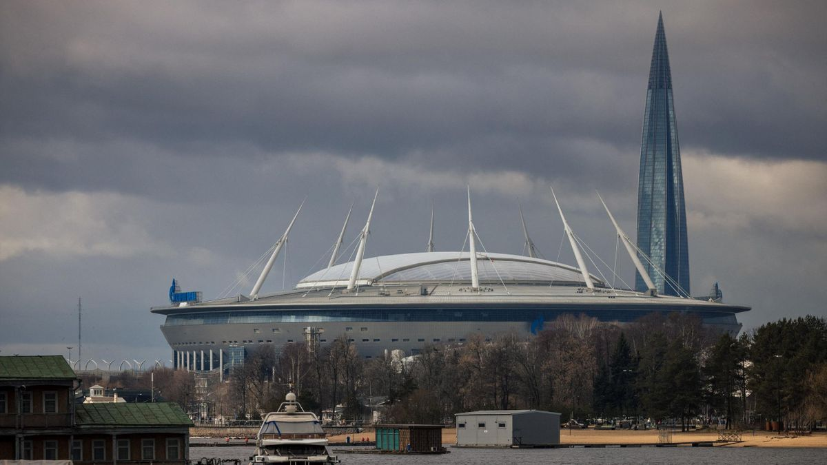 «Газпром Арена»