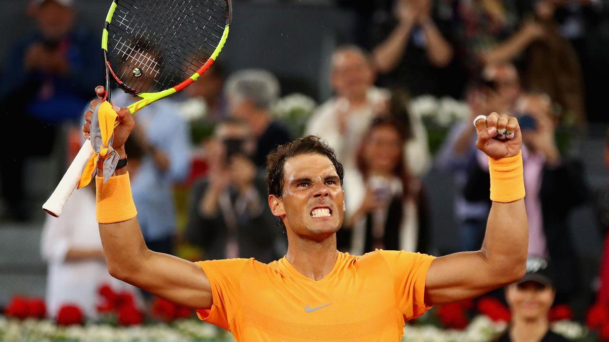 Nadal fait le point - Masters Madrid 2012 - Tennis - Eurosport