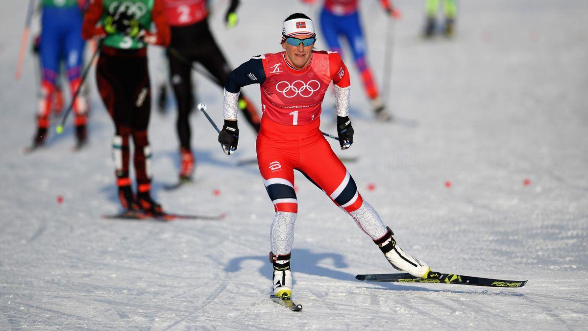 Olympics 2018: Marit Bjoergen is now on top of the medallists's list