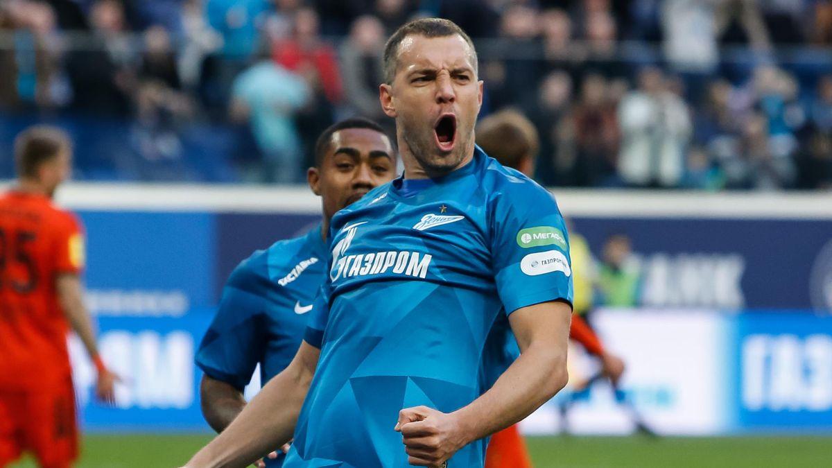 Se Dzyuba Podpishet S Zenitom Kontrakt Po Sheme 2 1 S Prezhnej Zarplatoj Eurosport
