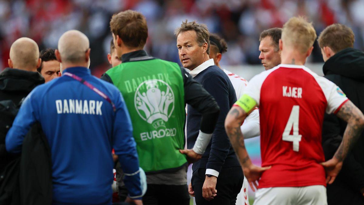 Kasper Hjulmand, Head Coach of Denmark