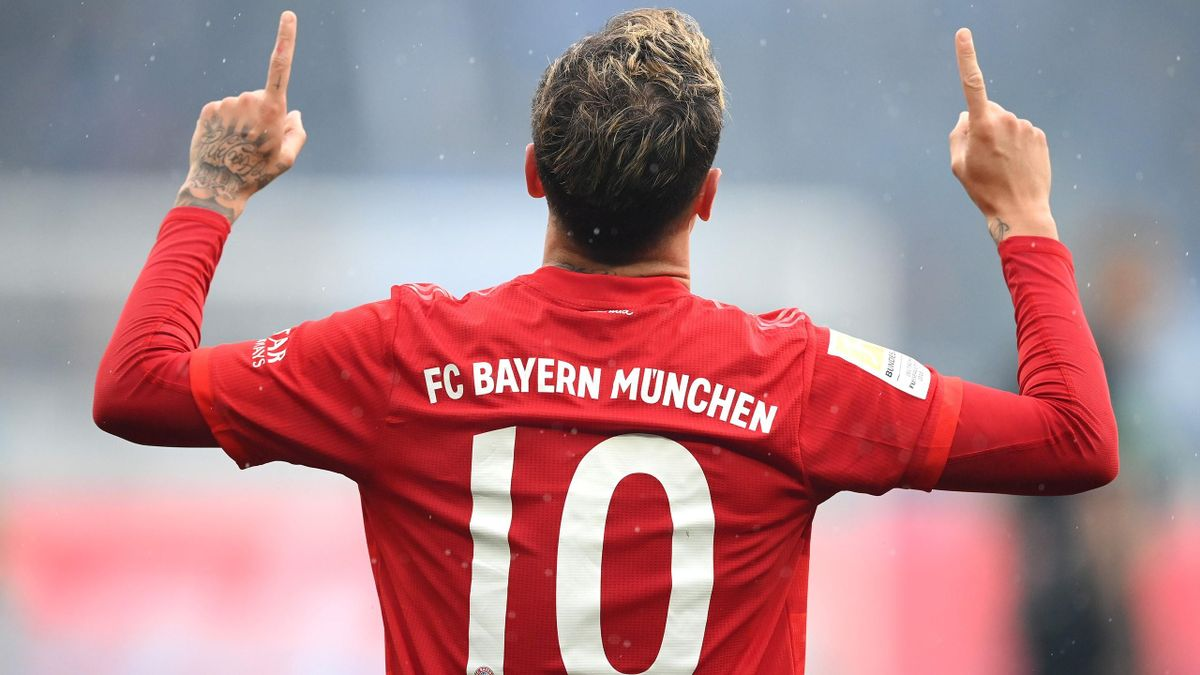 FC Bayern München | Philippe Coutinho