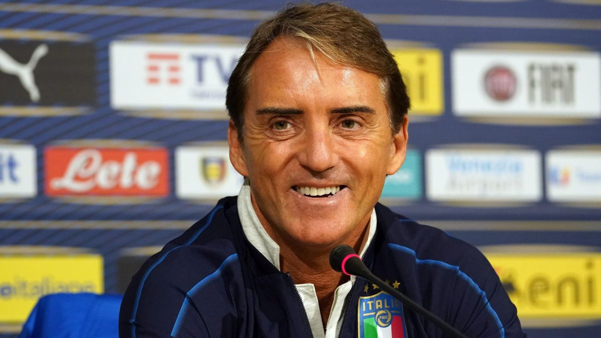 Roberto Mancini - Qualificazioni Euro 2020
