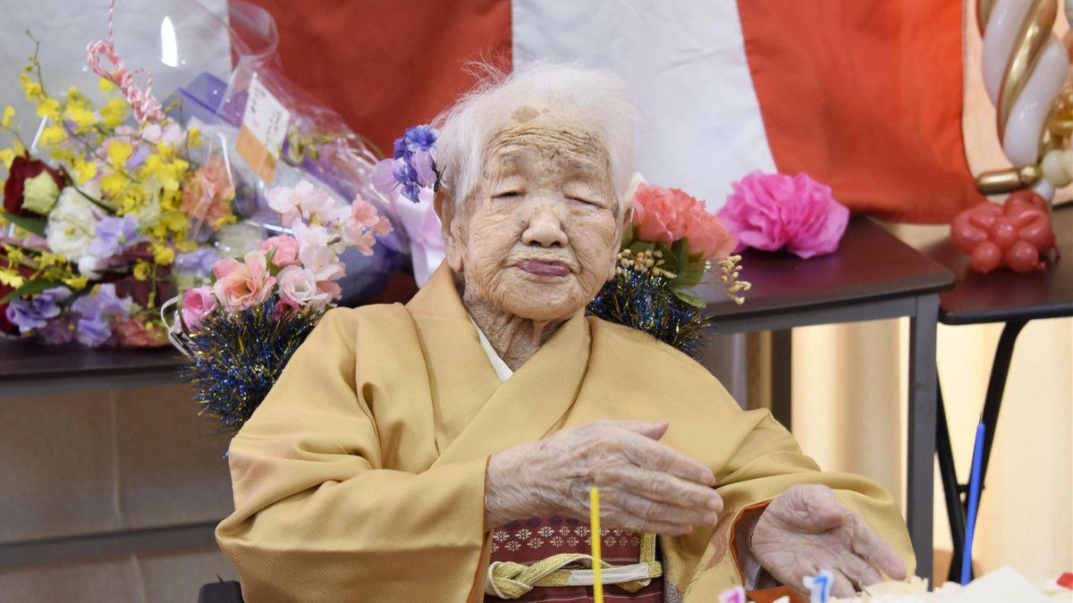 Kane Tanaka è la persona più anziana attualmente vivente sul pianeta Terra