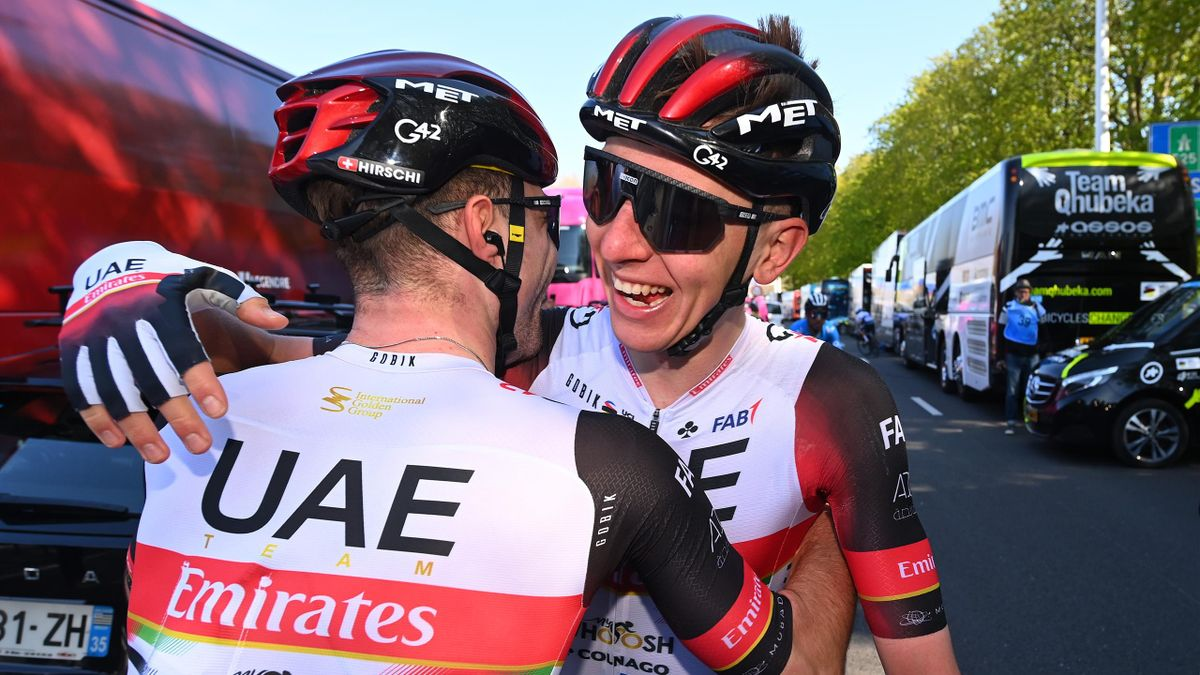 Tadej Pogacar is in flying form ahead of a historic Grand Tour title defence