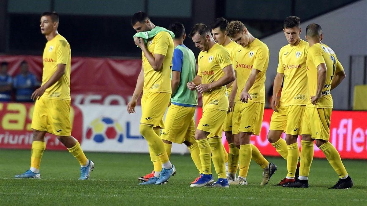 Petrolul Ploiesti, pe locul 11 in Liga a 2-a