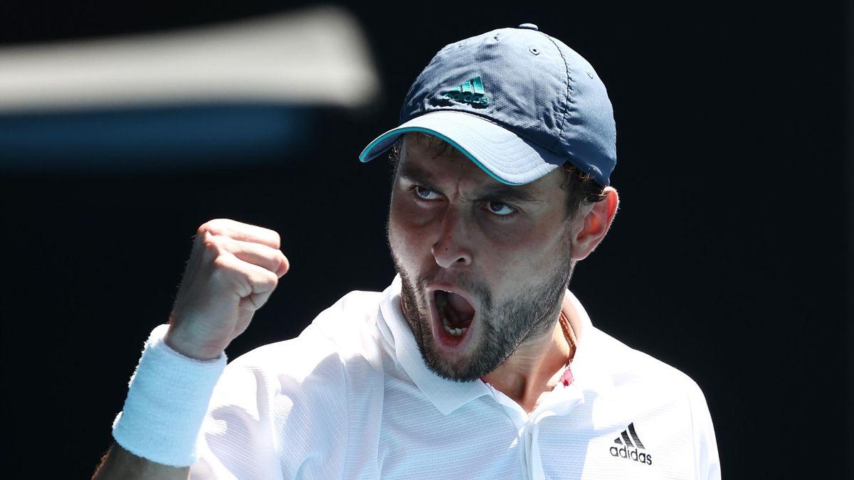 Aslan Karatsev (Open de Australia 2021)