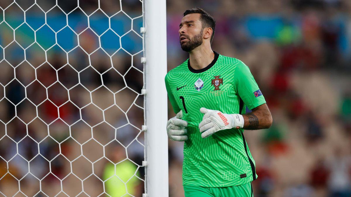 Rui Patricio, Portogallo, Euro 2020 (Getty Images)