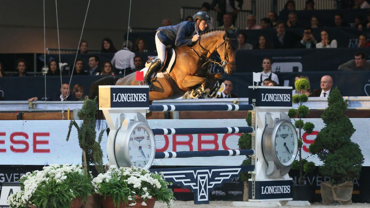 Scott Brash hangs onto World number one status on Longines Jumping Rankings
