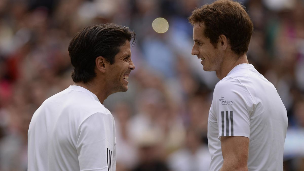 Verdasco & Murray Wimbledon 2013