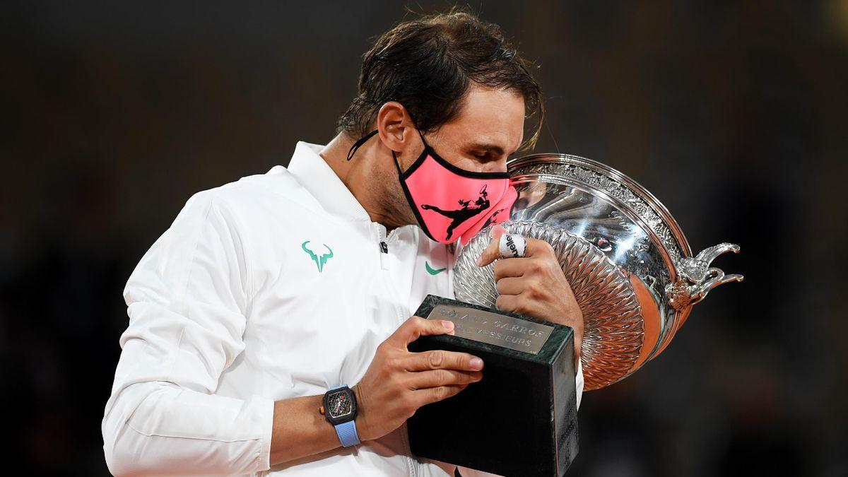 Рафаэль Надаль – чемпион «Ролан Гаррос»-2020
