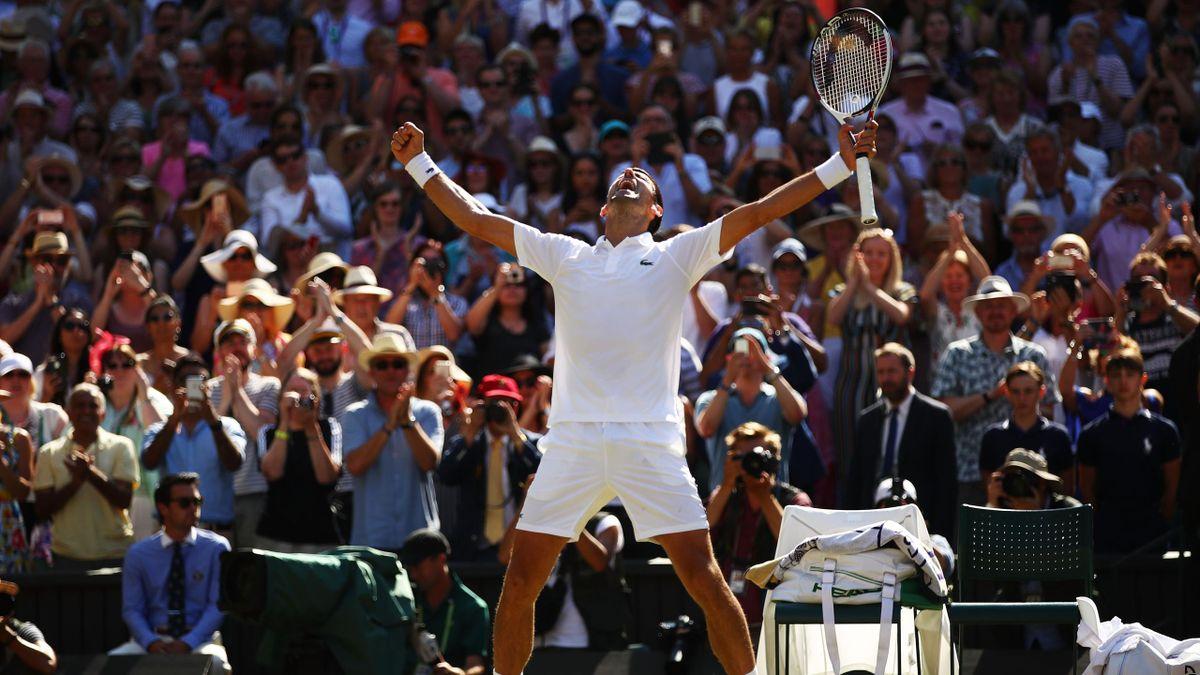 Novak Djokovic gewinnt Wimbledon 2018