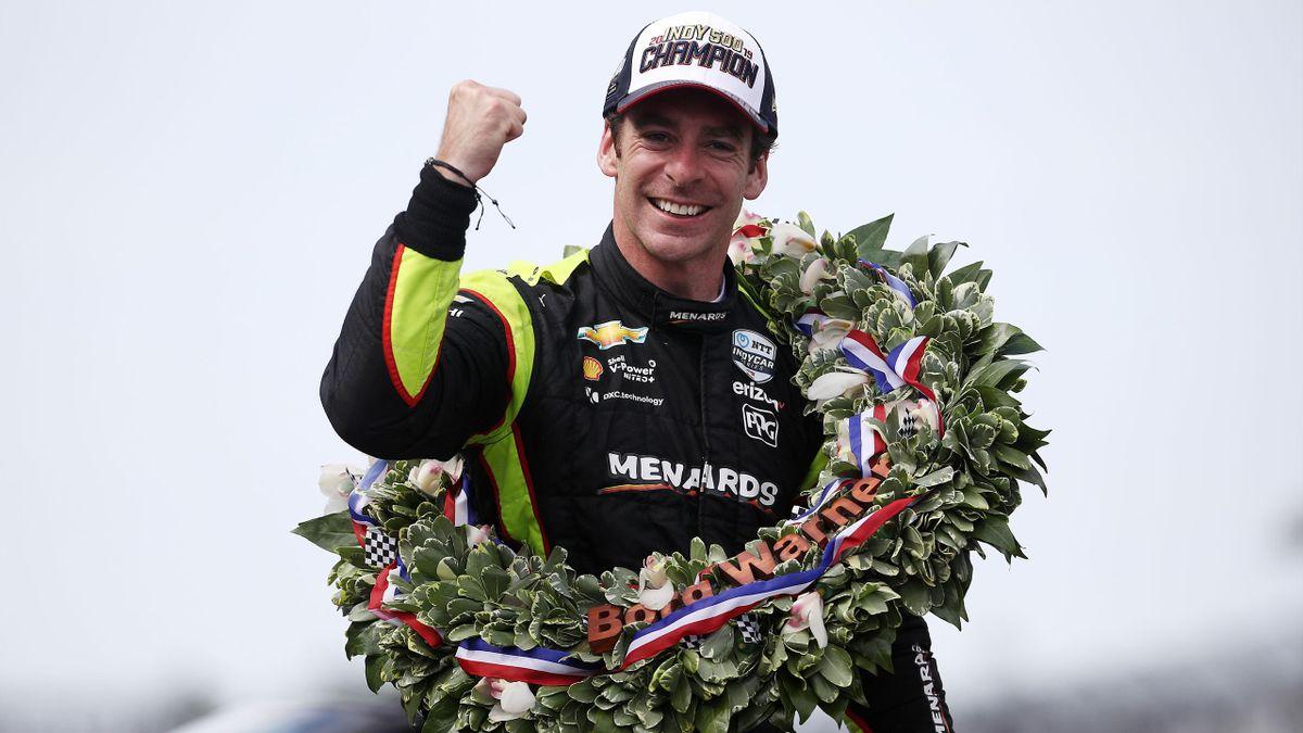 Le triomphe de Simon Pagenaud à Indianapolis.