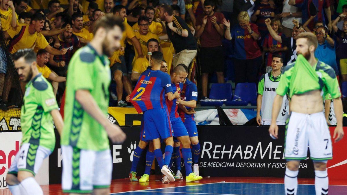 Final LNFS | Barcelona-Movistar Inter (Partido#3)