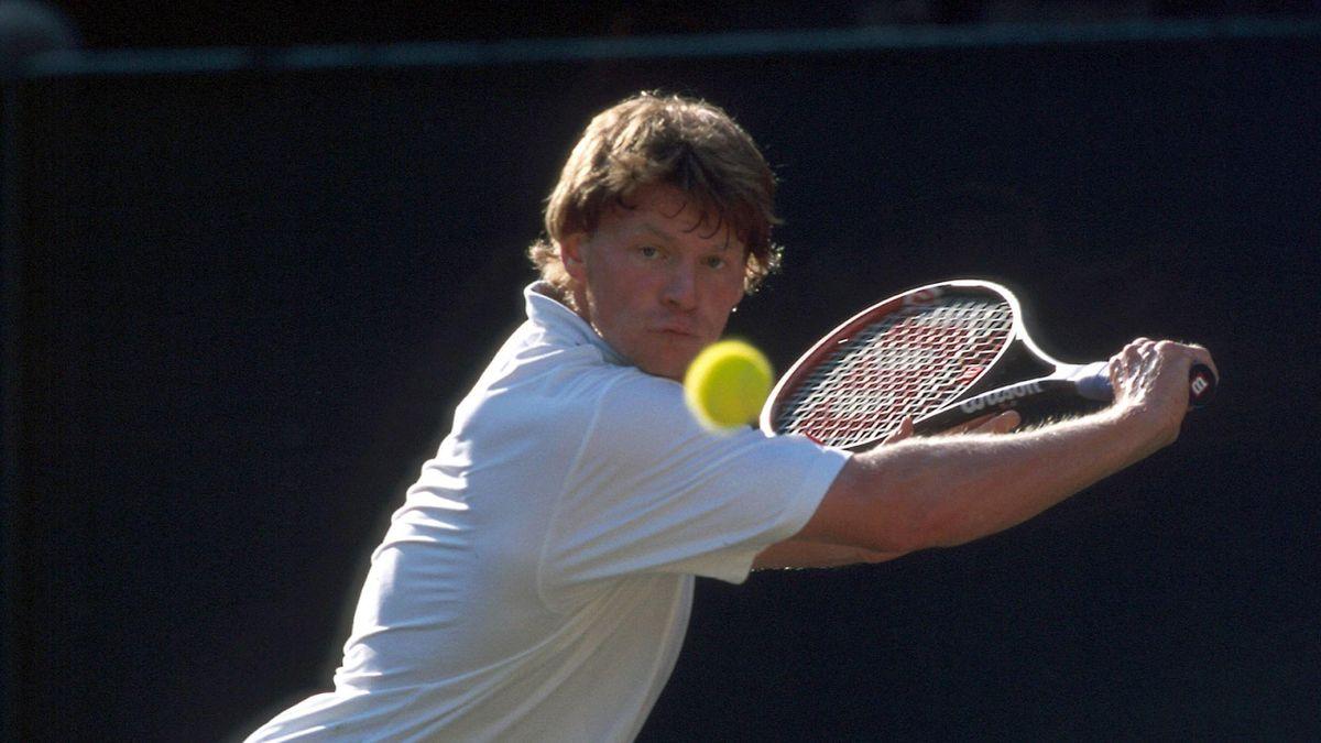 Владимир Волчков на Уимблдоне-2000