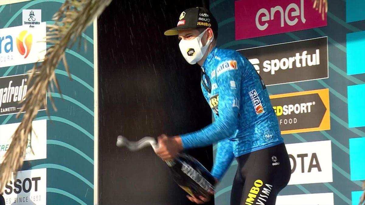 Tirreno-Adriatico | Hoogtepunten Etappe 1
