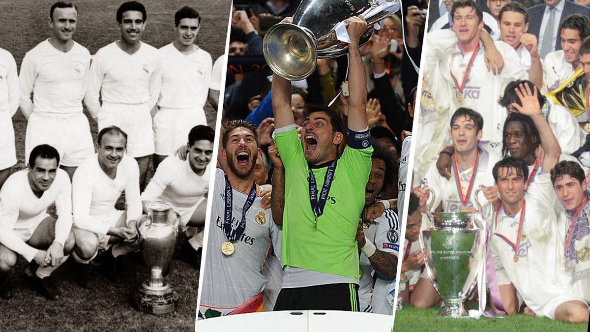 Vota: Elige tu Champions League favorita del Real Madrid