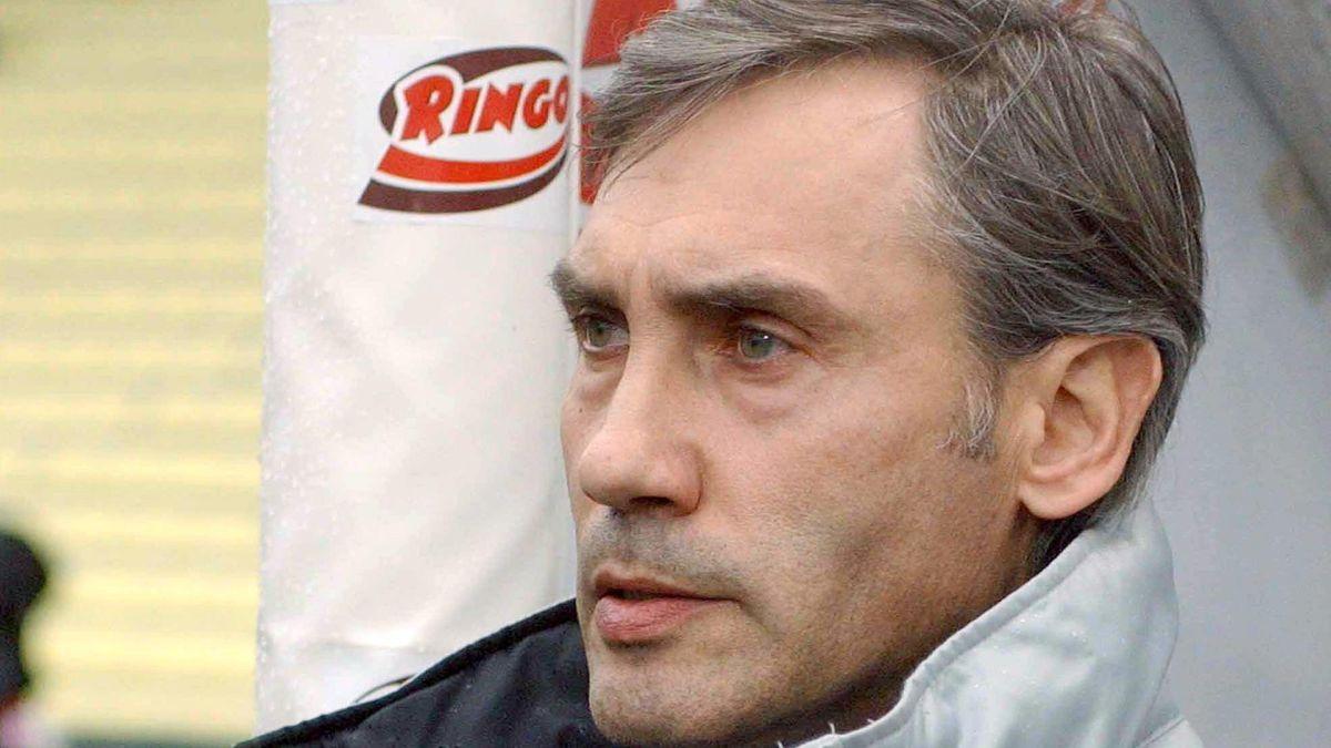 Loris Dominissini sulla panchina dell'Udinese, Imago