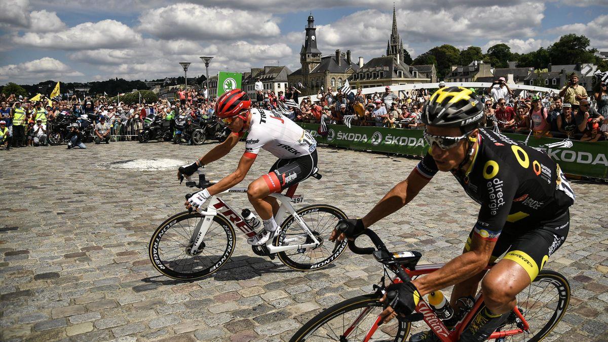 Tour de France, etappe 5
