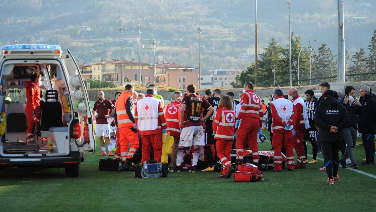 Patryk Dziczek - Ascoli-Salernitana - Serie B 2020/2021 - Imago pub only in ITAxGERxSUIxAUT