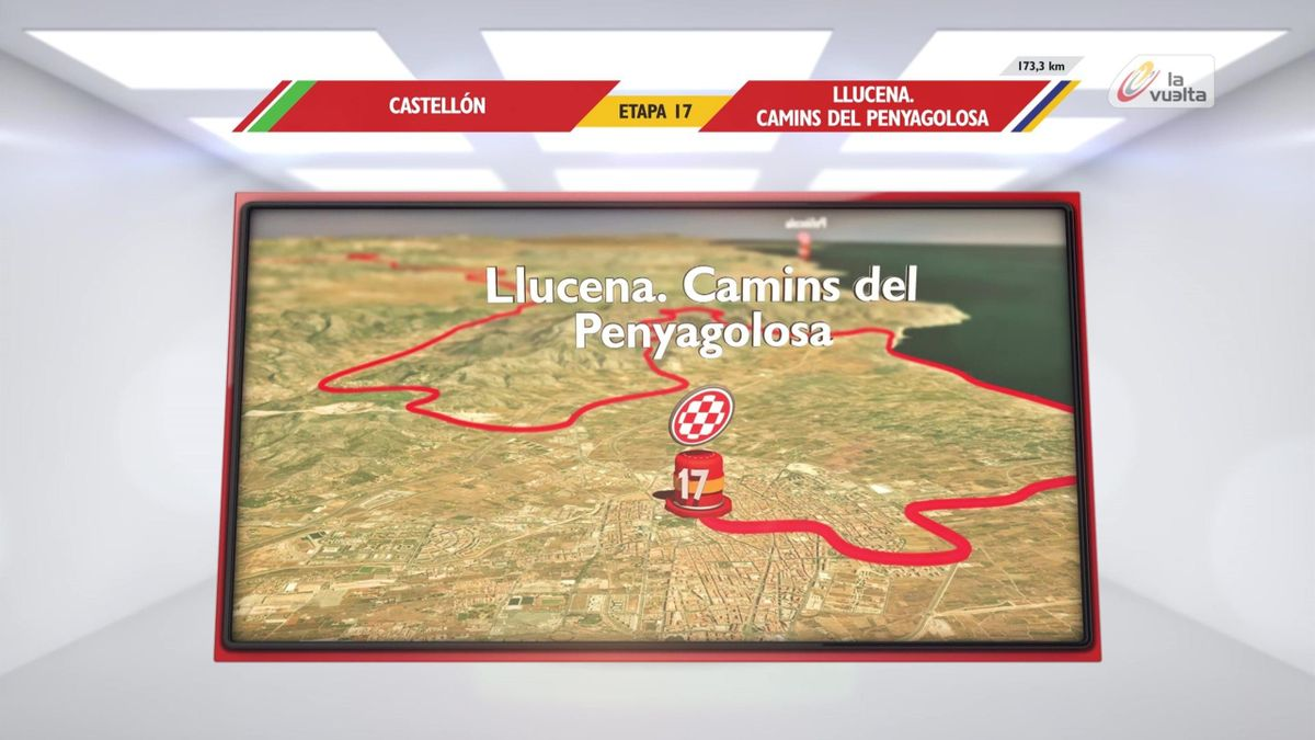 Vuelta Stage 17 preview