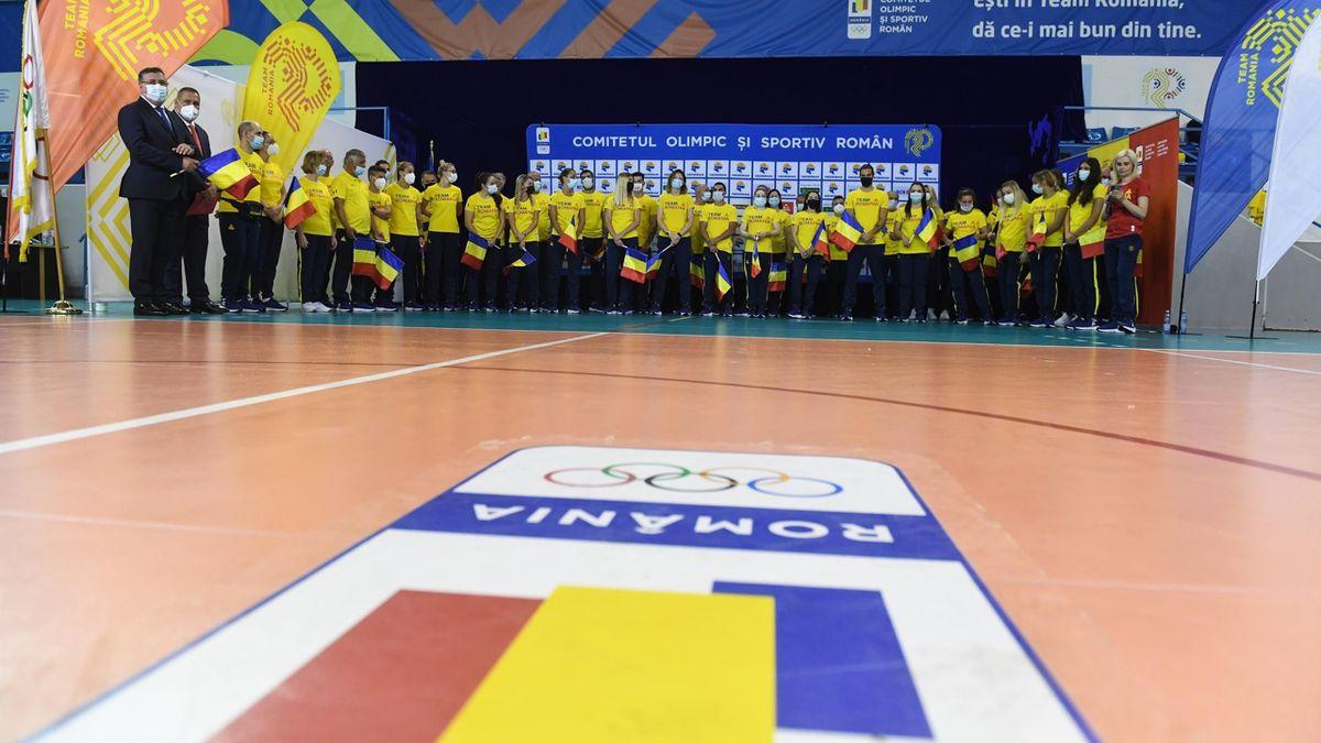 România la Jocurile Olimpice de la Tokyo