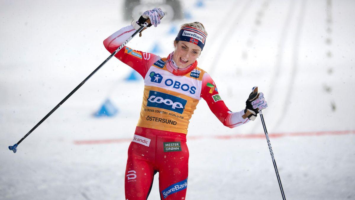 Тереза Йохауг, Норвегия, «Ски Тур»