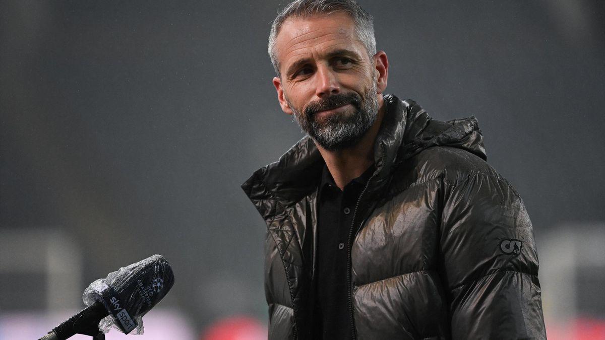 Marco Rose - Trainer von Borussia Mönchengladbach
