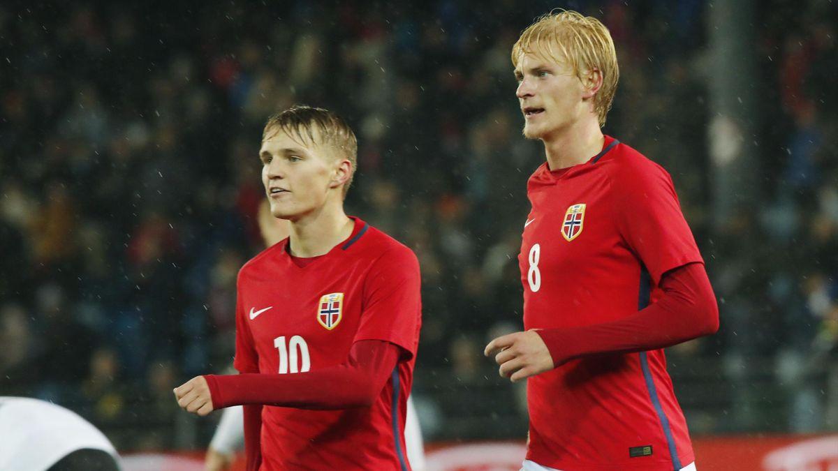 Thorsby og Ødegaard