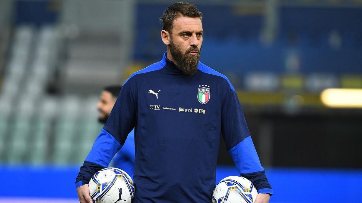 Daniele De Rossi, Italia, Getty Images