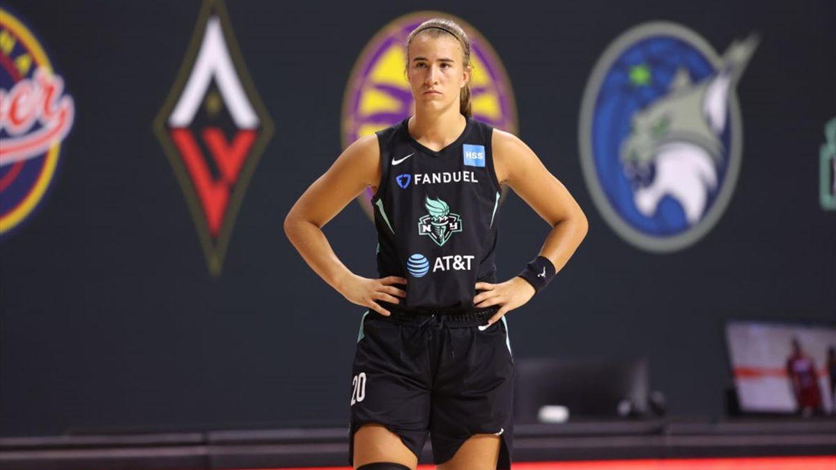 Sabrina Ionescu s-a accidentat la ultimul meci jucat în WNBA pentru New York Liberty