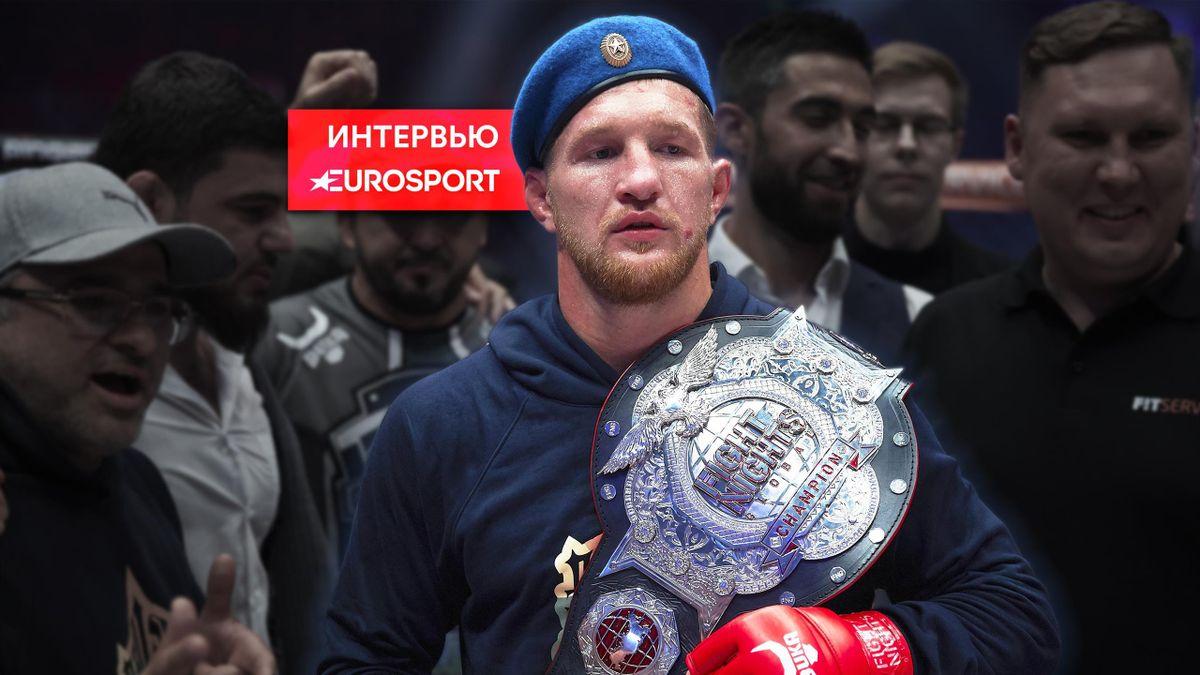 Интервью Владимира Минеева
