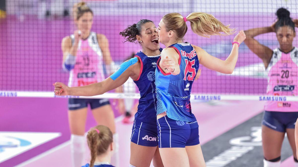Savino del Bene Scandicci, Serie A1 femminile 2018-19