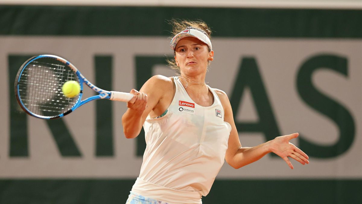 Irina-Camelia Begu | Tennis | French Open 2021 | ESP Player Feature