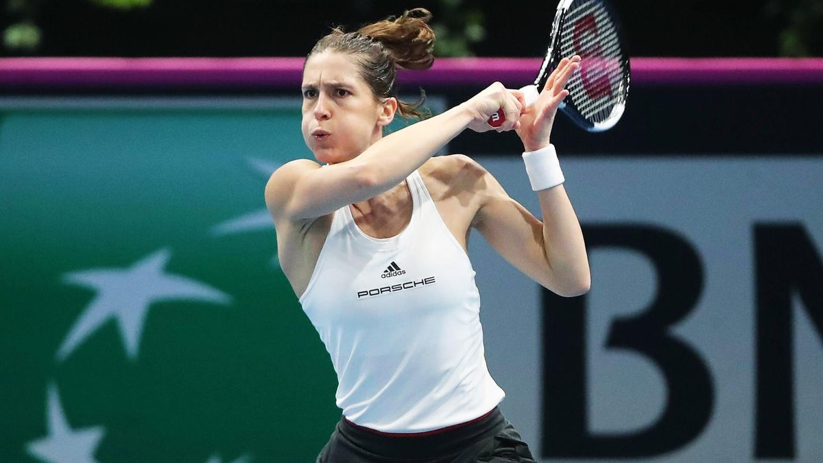 Andrea Petkovic (Fed Cup)