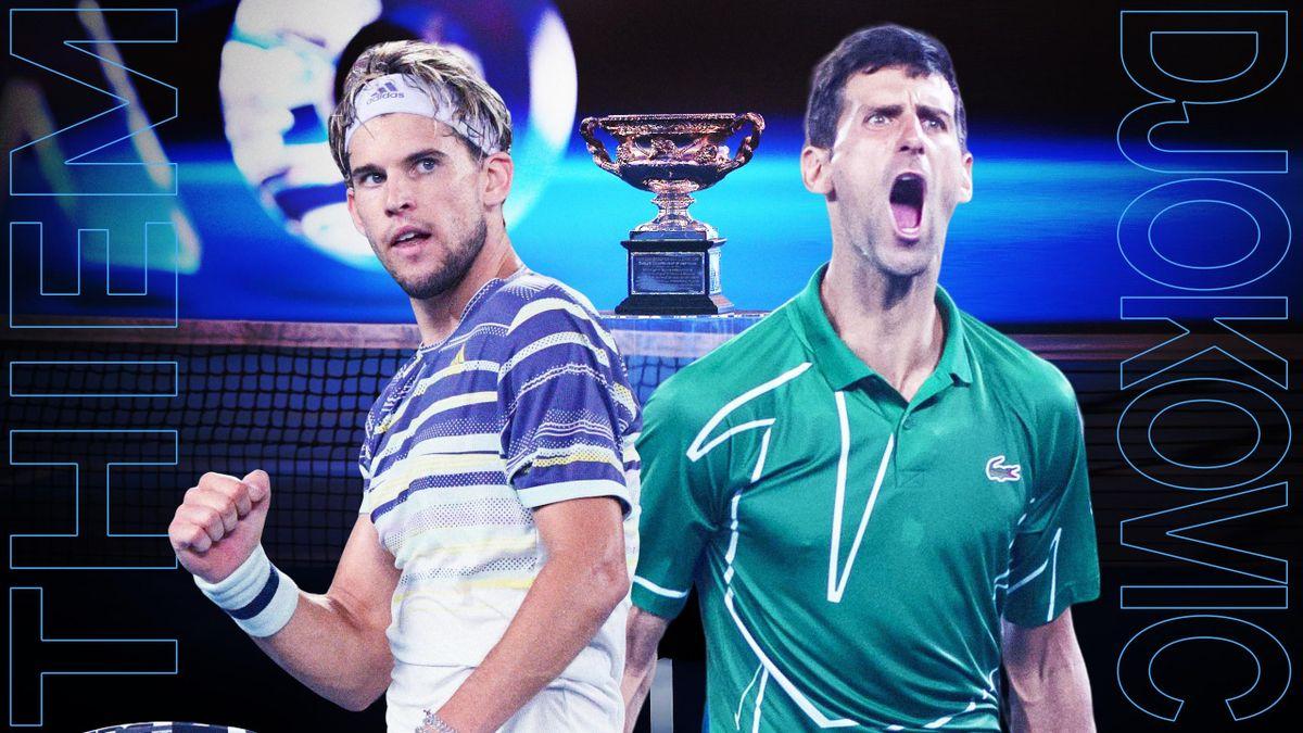 Thiem vs Djokovic
